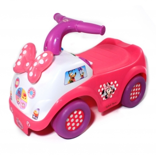 Minnie Mouse Girls Ride On Toy Lights and Sounds Vehicle