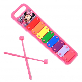 Disney Minnie Mouse Xylophone Girls Musical Instrument