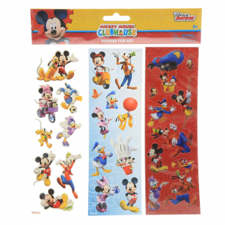 Disney Mickey Mouse Crafting Stickers Kids Art Supplies Stocking Stuffer