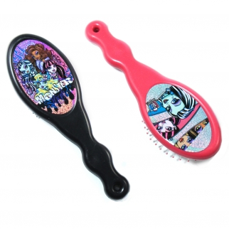 Monster High Girls Hair Brush 2 Colors