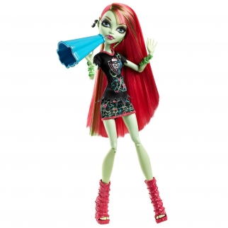 Mattel Monster High Venus McFlytrap Doll