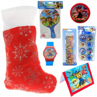KidPlay Paw Patrol Stocking Stuffer Bundle Kids Holiday Toys Gift