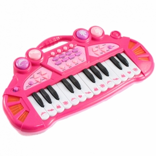 Kids electric keyboard developmental learning toy