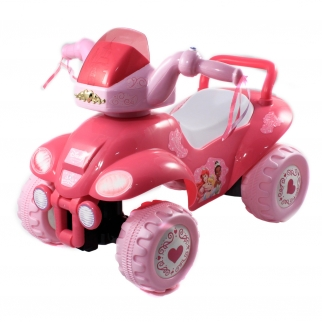 Disney Princess ATV Ride on Toy