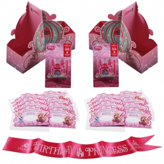 Princess Birthday Party Bundle for 16 Guests