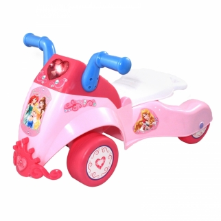Disney Princess Ride n Walk Ride On Toy