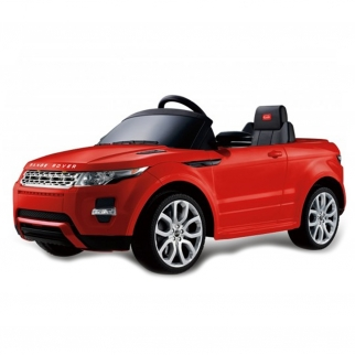 Range Rover Evoque Kids Ride On Car - 12V Red