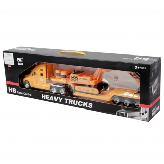 Heavy Duty Construction Truck