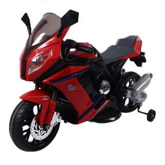 Ride on Sports Motorcycle - 6V Red