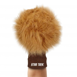Star Trek Tribble Brown Plush Kids Hand Puppet