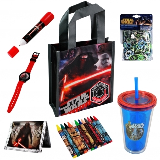 star war episode 7 kylo ren kids gift set stocking bundle