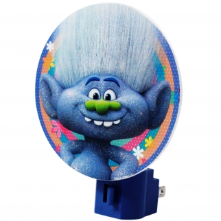 Dreamworks Trolls Night Light - Guy Diamond Front View
