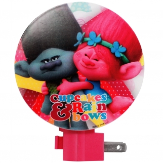Dreamworks Trolls Poppy Branch Kids Night Light