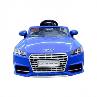 Blue Audi Kids Ride On Audi TTS Roadster