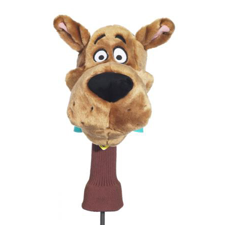 Golf Head Cover Scooby Doo 460cc Driver Wood Sporting Goods Headcover Accessory