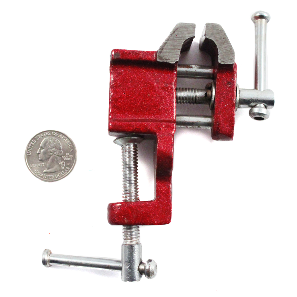 "1"" Clamped Vise"