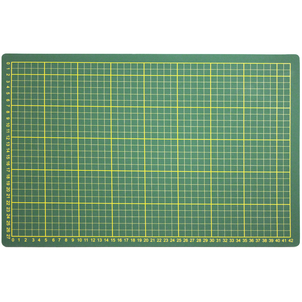 DIY Craft Engineering Self Healing Cutting Board Mat Double Sided Hobby Tool  - Large