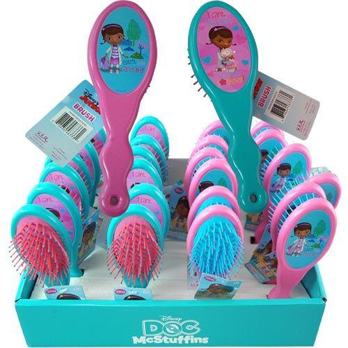 Doc McStuffins Hair Brush stocking Stuffer