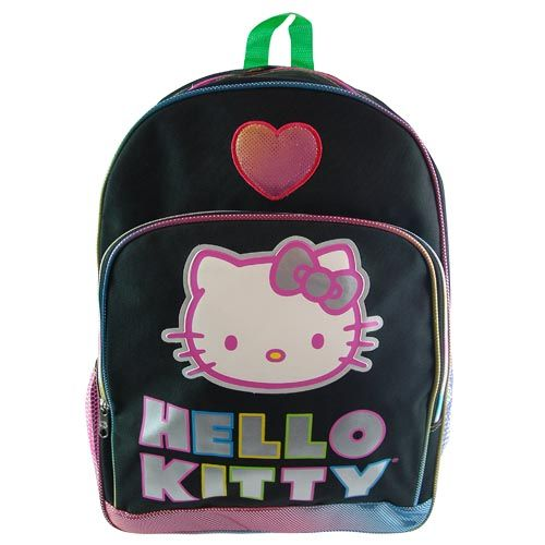 Hello Kitty Heart Backpack