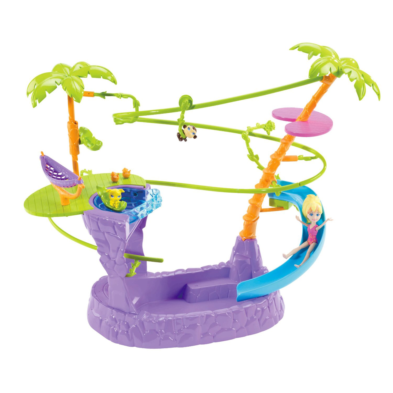 Zipline Adventure Pool 1