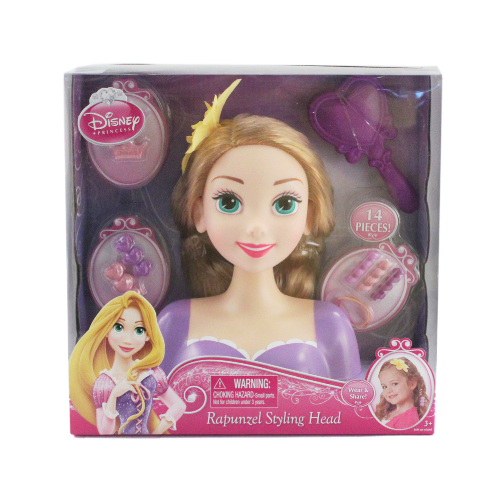 rapunzel hair styling doll for hairstyling fade haircut 2874