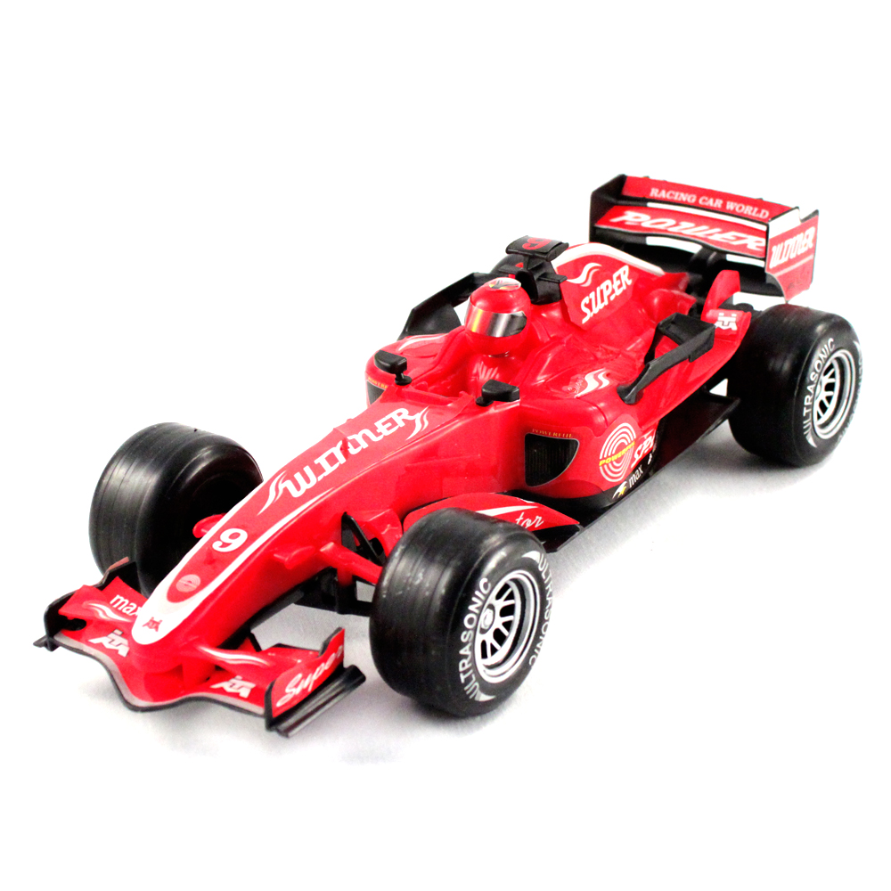 Friction Powered Super Max Speed Race Car Racing Sounds Flashing