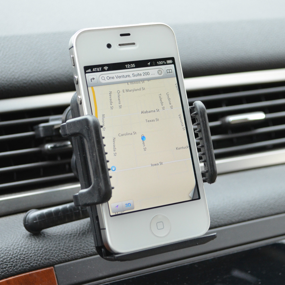 Heininger CommuteMate Dash Air Vent Smartphone Device Mount