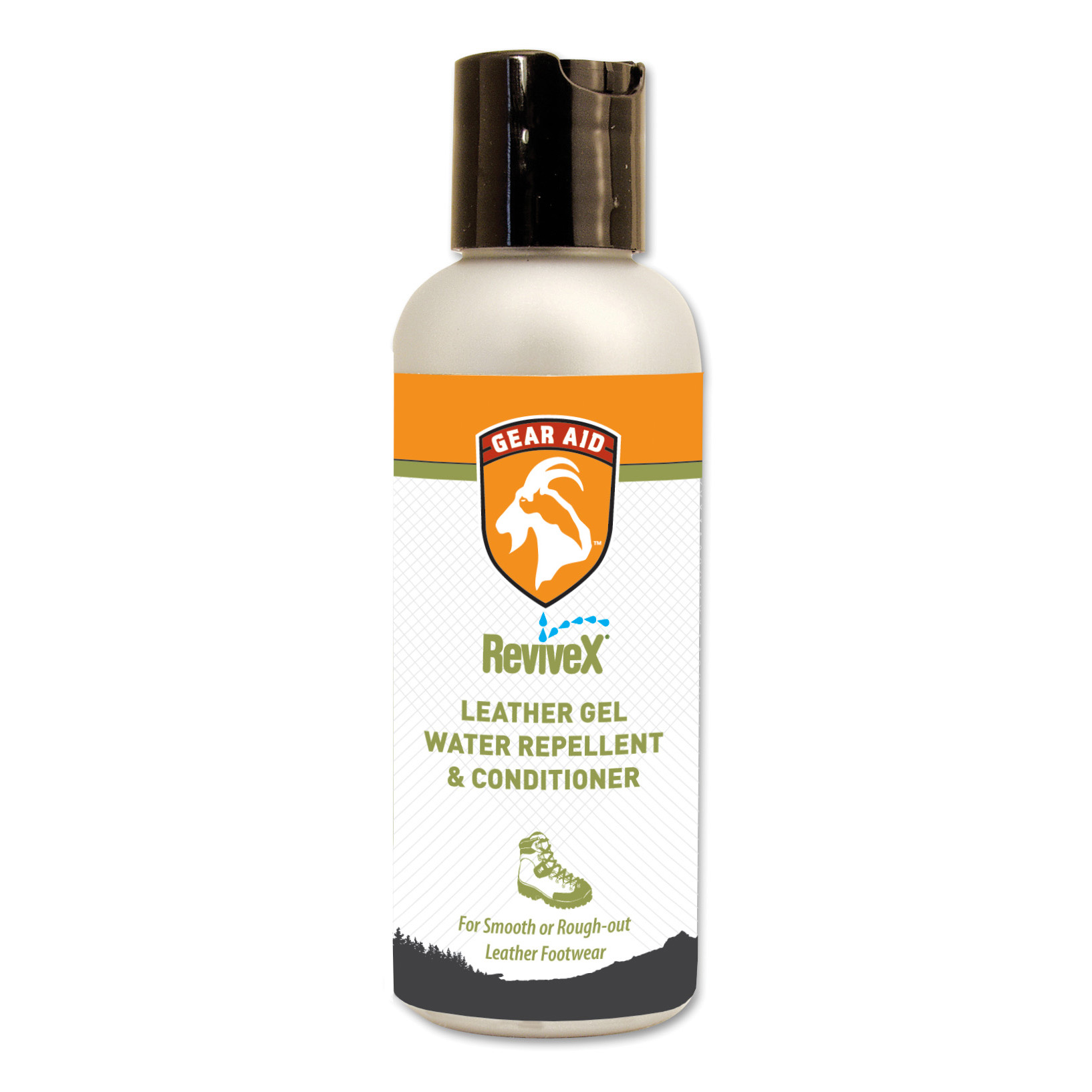 Gear Aid Revivex Water Repellent Leather Gel and Conditioner