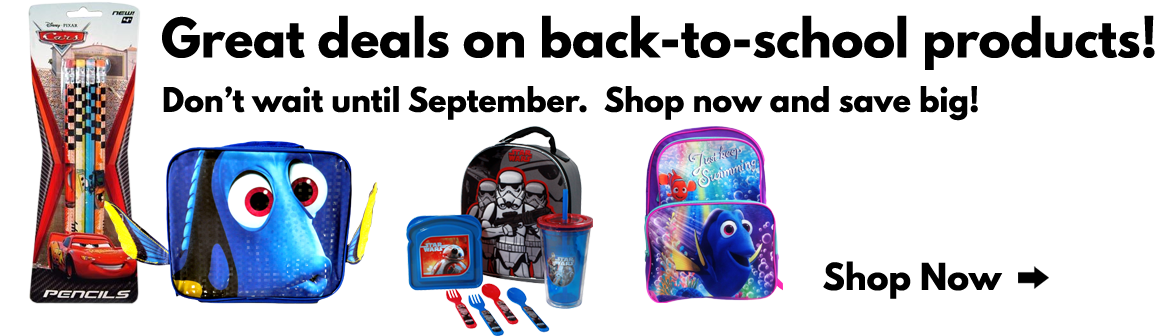 Shop now for all the coolest back-to-school gear!