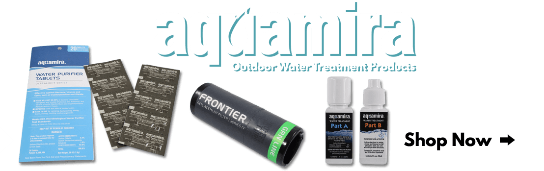 Stay hydrated on every outdoor adventure and prepare for emergencies with these water purification products!