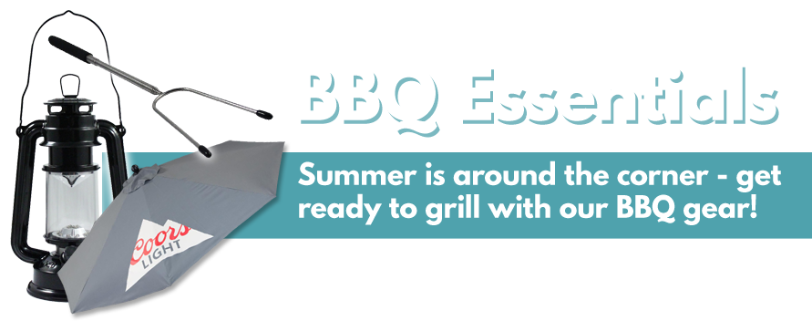 Gear up for BBQ season!
