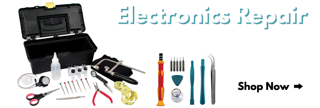 Save big money on repair and replacement by fixing your own electronics!