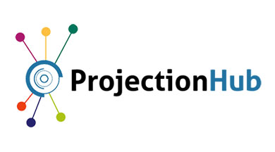 Logo projectionhub appbay