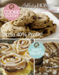 Cookie Dough & Sweet Treats Brochure