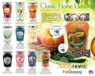 Jar Candle Brochure