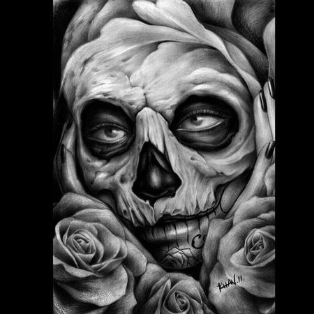 Thumb khan tattoo art 3