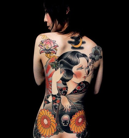 Thumb japanese tattoo art pictures 1