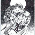 Thumb small superman wonder woman the kiss by inkist d5cyl7u