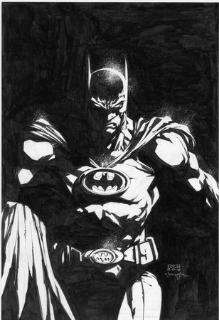 Thumb batman cover finch williams by inkist
