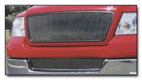 Verticle Billet Grilles