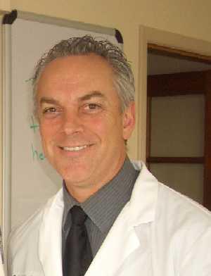picture of Patrick Laubach, D.C.