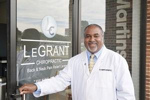 picture of Japhet D. LeGrant, D.C.