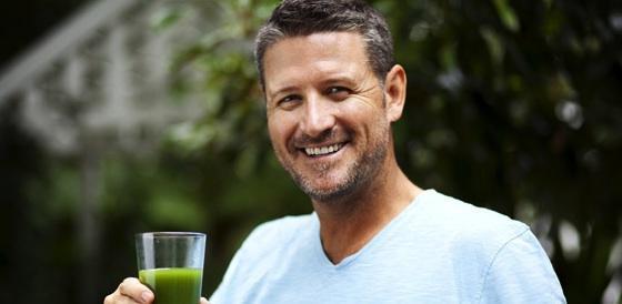 Dr. Oz and Mr. Joe Cross Cleanse Diet Recipe