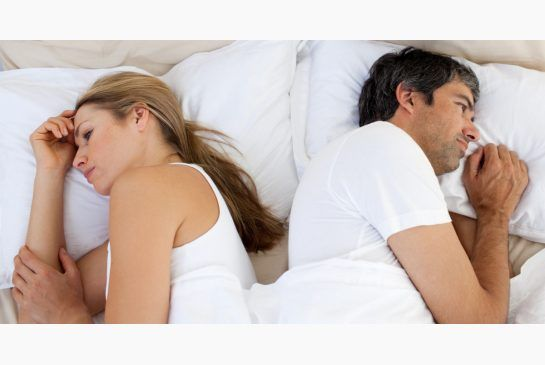 Dr. Oz: Sleep Solutions For Couples!
