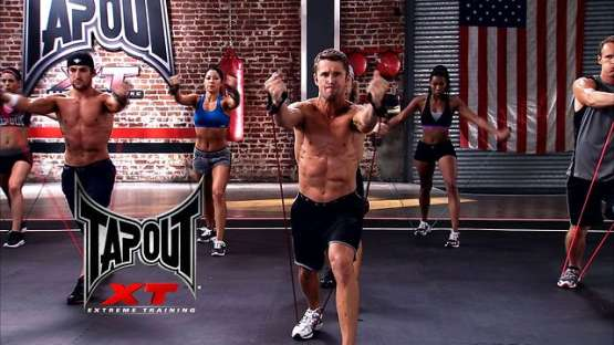 Tapout xt workout plan by Mike Karpenko