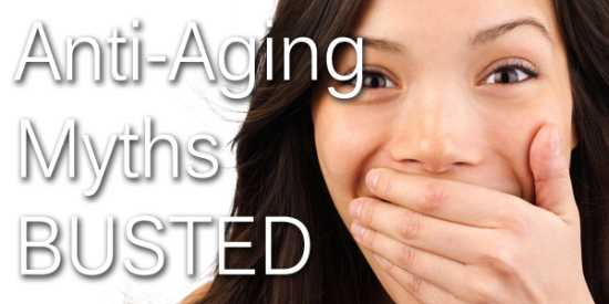 Dr. Oz Anti-aging Myths Revealed