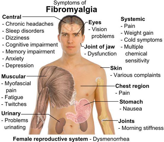 Dr. Oz fibromyalgia