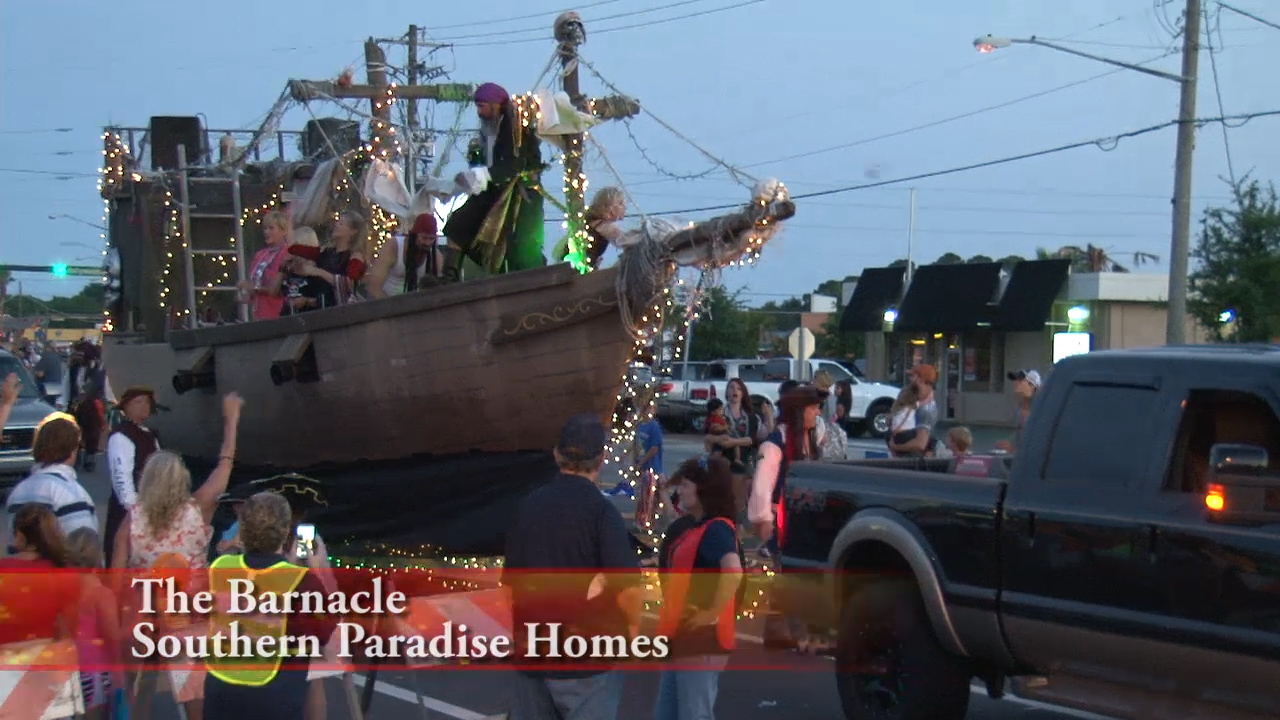 Billy Bowlegs 2014 Torchlight Parade