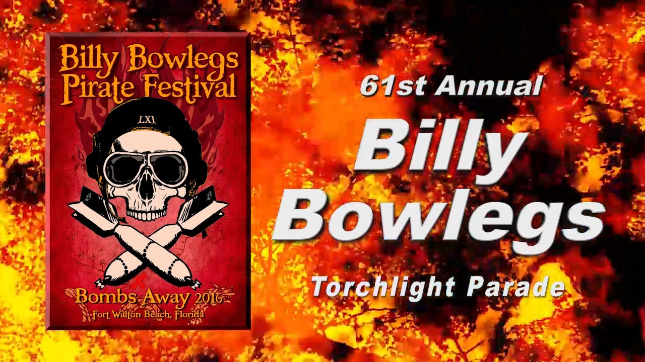 Billy Bowlegs 61st Torchlight Parade