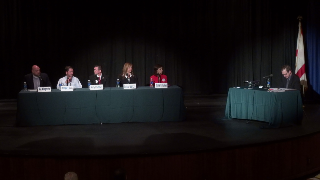 FWB City Council Candidates for Seat #2